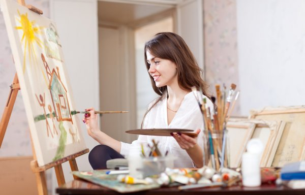 Planning to Take Up Painting as a Hobby? Important Points to Consider When Buying Paint Brushes and the Best Paint Brushes for Canvas Available in India (2021)