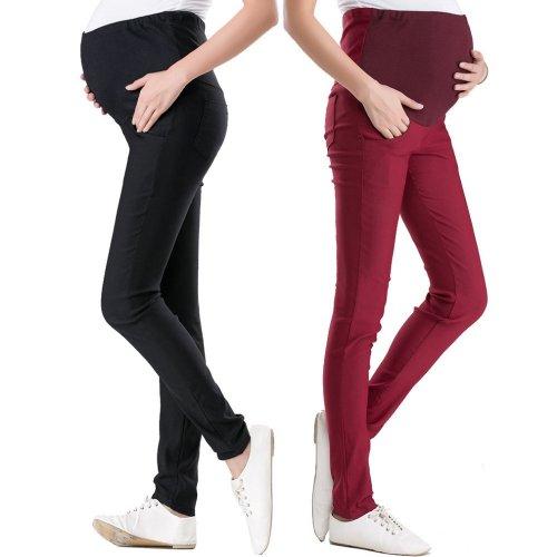 Rekomendasi 10+ Celana Nyaman untuk Ibu Hamil yang Ngehits di Tahun Ini cc5b355abc