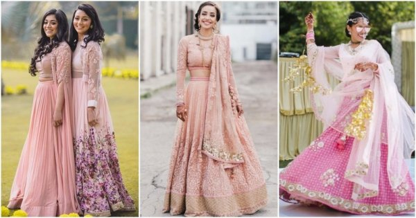 d0c5c30d66e Transform into the Most Beautiful Bride with the Perfect Reception Lehenga!