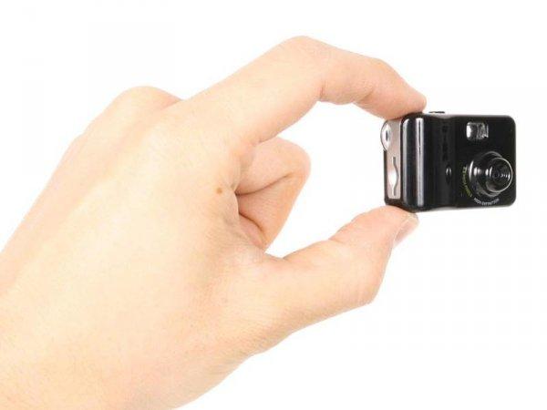 Nikmati Sensasi Memotret Ala James Bond dengan 10+ Kamera Mini Buat Kamu yang Suka Beraksi!