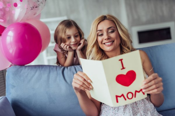 Make Your Mother Feel Special on Mother's Day with These 10 Thoughtful Gifts in 2019