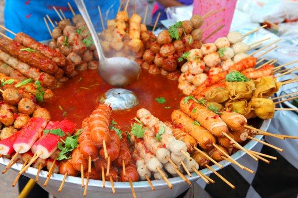 Yuk,Cicipi 10 Rekomendasi Snack Thailand yang Menggoyang Lidah Anda