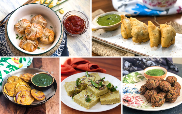 Craving Chaat When Stuck at Home? 10 Recipes for Mouth-Watering Indian Snacks Items to Make in Your Kitchen and Easy Tips on Indian Cooking (2020)