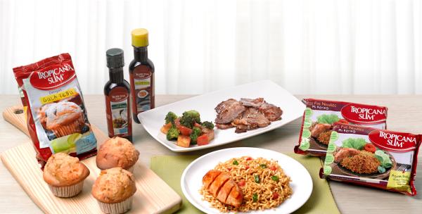 Yuk, Makan Enak dan Lebih Sehat dengan 9+ Rekomendasi Produk Tropicana Slim yang Rendah Kalori Berikut Ini