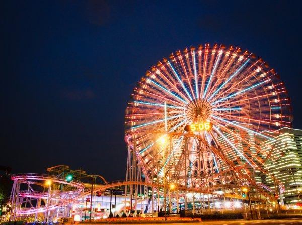 Mari Bersenang-senang di 9 Rekomendasi Amusement Park Terbaik di Dunia