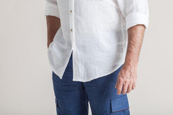 Summer's Here Boys, and You Need to Catch up with the Latest in Summer Fashion. Feel Classy and Comfortable with the Best Linen Shirts for Men in 2019