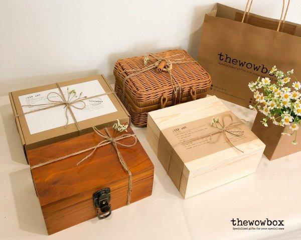 The Wow Box - Hộp quà tặng độc đáo mang đầy yêu thương