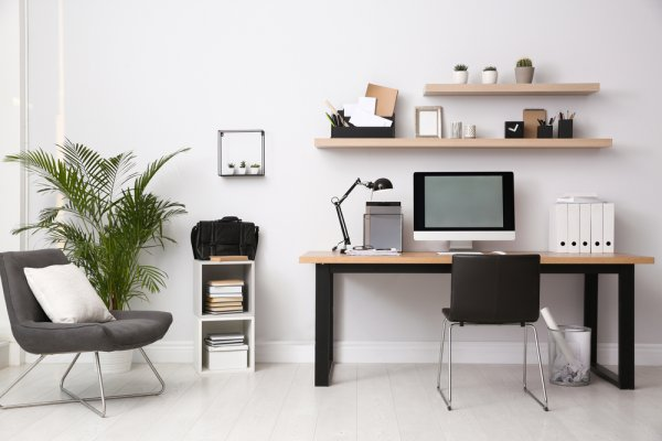 Essential Desk Accessories For Home Office! Learn How To Organize a Home  Office and Some Fundamental