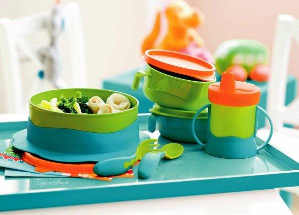 Untuk si Kecil Tersayang, Ini 10 Rekomendasi Peralatan Makan Anak Berkualitas dari Tupperware! (2020)