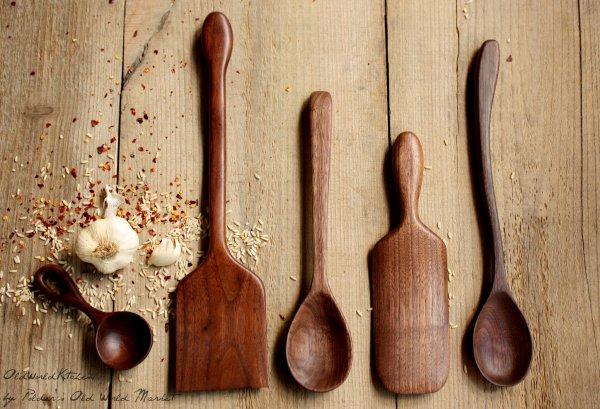 Jangan Lewatkan Rekomendasi 10 Peralatan Dapur Dari Kayu Cantik