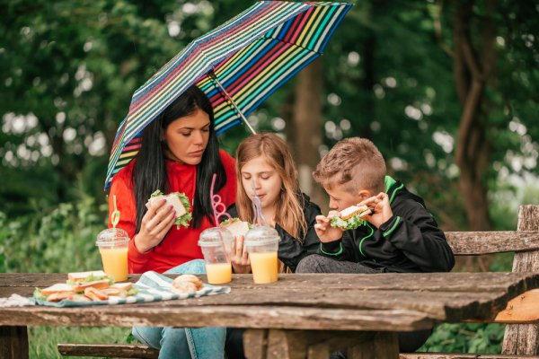 Monsoon is the Best Time to Relish Snacks. Discover Lip-Smacking Healthy Monsoon Snack Recipes to Try at Home and Why Snacking is Important for Your Family (2020)