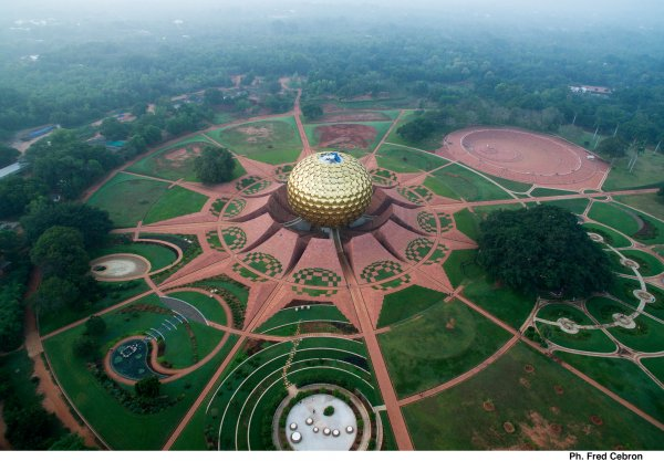 Looking for a Calm and Peaceful Vacation in Complete Harmony with Nature? Visit Auroville Pondicherry – The City of Dawn (2020)