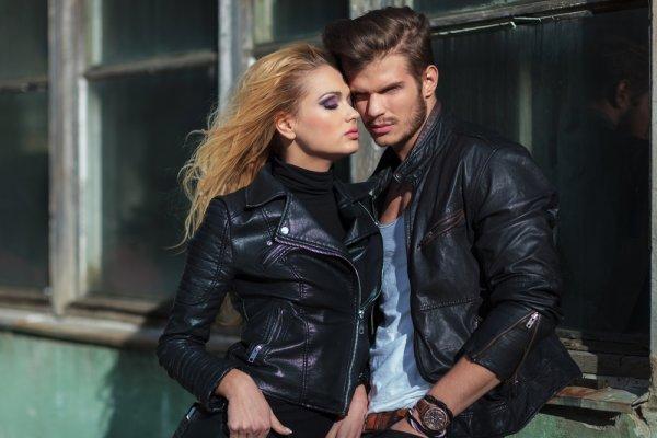 10 Pilihan Jaket Kulit Klasik untuk Pria dan Wanita yang Selalu Tampil Gaya di Berbagai Suasana