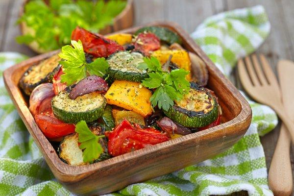 10 Ide Makanan Vegetarian untuk Santapan Sehari-hari