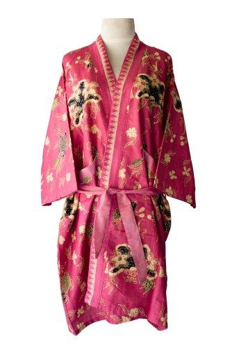 Asyiknya Tidur Nyaman dengan 10 Model Baju Tidur Batik yang Oke di 2018 80b13e8b33
