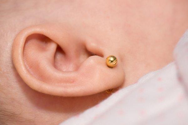 76+ Gambar Anting Emas Untuk Bayi Paling Hist