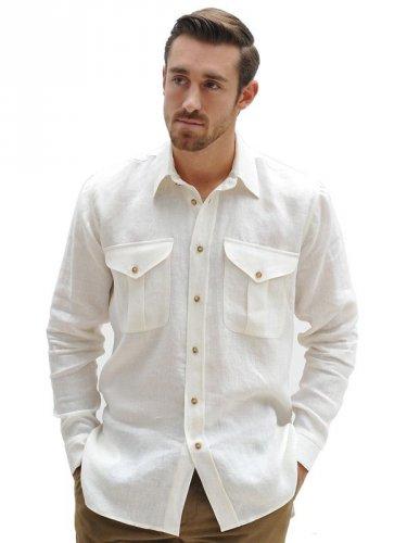 7 Pilihan Baju Safari untuk Kaum Pria agar Semakin Gagah