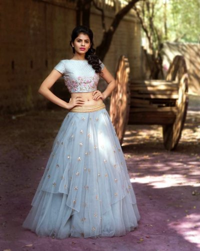Want Your 13 Year Old to Look all Dolled Up and Pretty? Here are 10 Gorgeous Lehenga Choli Outfits Just for Your Little One (2020)!