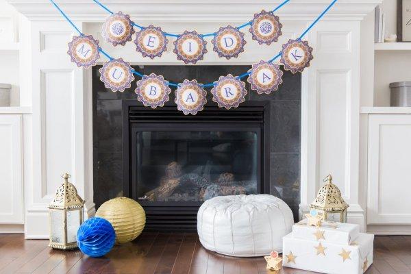 Coba 10 Ide Dekorasi Lebaran di Rumah Anda Berikut Ini! (2020)