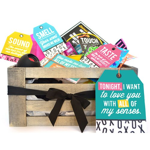 Show Him Your Love Through Sound, Sight, Taste, Touch and Smell: Ideas for 5 Senses Gifts ...