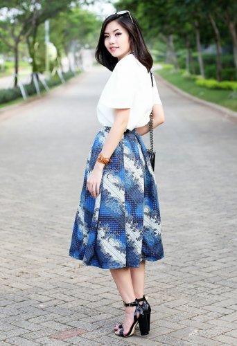 Rok Batik untuk Acara Resmi? Itu Dulu! Intip Rekomendasi 10 Rok Batik Cantik dan Kreasi Memadukan Rok Batik di Sini!