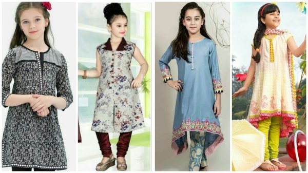 10 Pretty Kurti Designs for Kids to Dress Up Your Beautiful Daughter in 2019. Make Your Little One Look Adorable in Ethnic Wear!