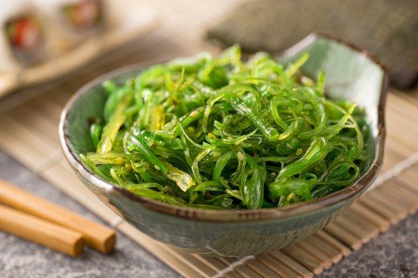 10 Ide Masakan Rumput Laut yang Lezat dan Bernutrisi