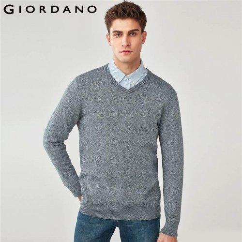 Ingin Tampil Modis tetapi Malas Dandan? 9 Rekomendasi Sweater dari Giordano adalah Solusi yang Tepat
