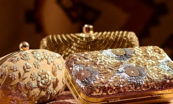 Don't Just Accessorise, Make a Style Statement with a Designer Handmade Clutch (2021)