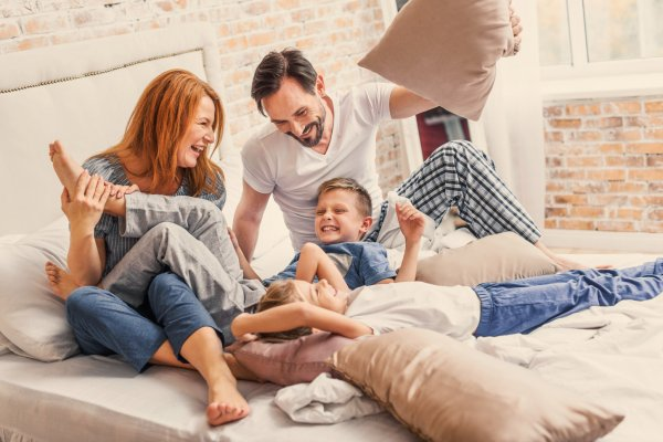 The More Time Together, the Better Chance You Have of Becoming a Loving Family: 10 Super Fun Things to Do with Family at Home to Strengthen Your Bond (2020)