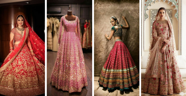 b027c44735aa Confused by The Evergrowing New Trends in Lehenga? Eyecatching Lehenga  Trends of 2019 Plus The Must-Have ...