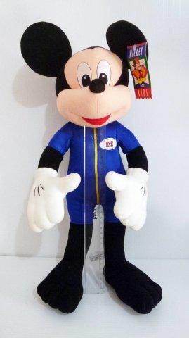 5e09495c2f4 Disney Mickey Mouse Scuba Diving Costume Original Disney Boneka  Big Doll   Tinggi 50 cm