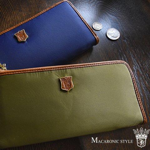 41e30b35de88 長財布はおしゃれな女性に大変人気です。ここからは、ナイロン素材のおしゃれな長財布をご紹介します。