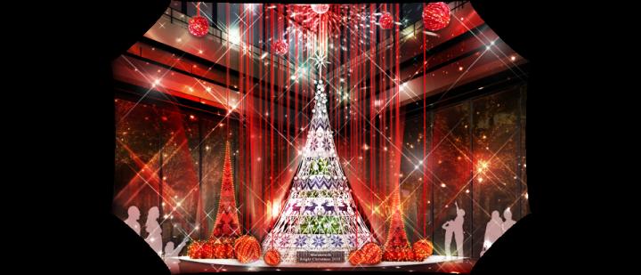 853f3d9b8006 丸ビル、新丸ビル、丸の内ブリックスクエア:Marunouchi Bright Christmas 2019 ~北欧から届いたクリスマス with  Yuming~