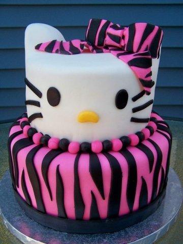 4 Inspirasi Kue Ulang Tahun Hello Kitty Yang Bisa Kamu