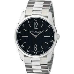 ソロテンポ 腕時計(メンズ) BVLGARI ST42BSSブルガリ腕時計ブルガリ ソロテンポ