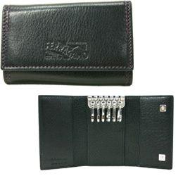 フェラガモ キーケース SalvatoreFerragamo66-7022フェラガモ財布6連キーケース