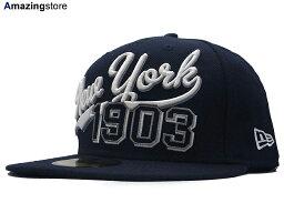 ブランドキャップ(メンズ) NEW ERA ニューエラ NEW YORK YANKEES ニューヨーク ヤンキー 【THE BEGINNING/NAVY-WHT】 [ 帽子 ヘッドギア new era cap ニューエラキャップ new eraキャップ neweraキャップ 大きい サイズ メンズ レディース WORK CAP ワークキャップ LA CAP]