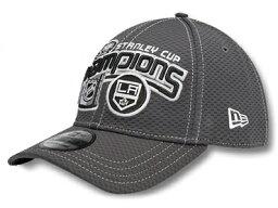 ブランドキャップ(メンズ) NEW ERA ニューエラ LOS ANGELS KINGS ロサンゼルス キングス【2012 STANLEY CUP CHAMPS/GREY】 [ 帽子 ヘッドギア new era cap ニューエラキャップ new eraキャップ neweraキャップ 大きい サイズ メンズ レディース ]