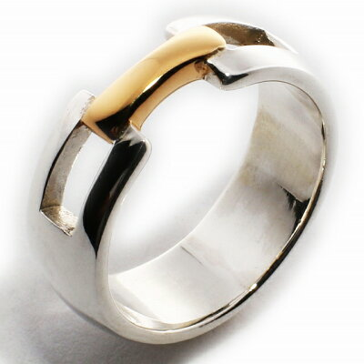 【RG-N011】SILVER 925 Hシルバーリング【指輪】メンズ/レディース/【あす楽】