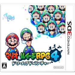 マリオ&ルイージRPG4 【処分特価★棚卸しの為★5月29日発送★新品】3DSソフト マリオ&ルイージRPG4 ドリームアドベンチャー