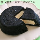 ベイクドチーズケーキ Sサイズ・まっ黒チーズケーキチーズケーキ 黒い 真っ黒 ベイクドチーズケーキ スイーツ お取り寄せ プチギフト 内祝い 出産祝い 結婚祝い プレゼント 誕生日 バースデー