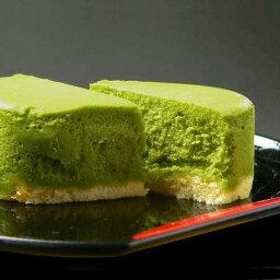 抹茶チーズケーキ 半熟抹茶フロマージュ 5個入り [豊かな風味が自慢のお抹茶のチーズケーキです]