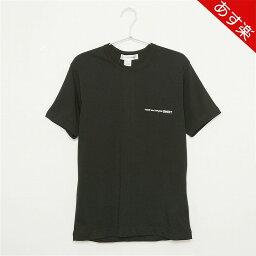 コム デ ギャルソン 2020年春夏新作 コムデギャルソン シャツ Tシャツ CLASSIC S/S T-SHIRT クラシック ショートスリーブ ティーシャツ メンズ COMME des GARCONS SHIRTS S28119 BLACK 【新品】