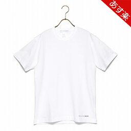 コム デ ギャルソン コムデギャルソン Tシャツ SHIRT S/S TEE WITH CDG LOGO FRONT HEM シャツ ショートスリーブ ウィズ CDGロゴ W27111 メンズ 2019AW WHITE 3 COMME des GARCONS 【新品】