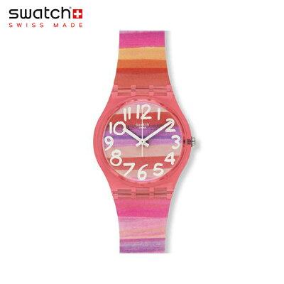 【公式ストア】Swatch スウォッチ ASTILBE アスチルベ GP140Originals (オリジナルズ) Gent (ジェント) 【送料無料】(素材)ベルト:プラスチックレディース 腕時計 人気 定番 プレゼント