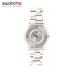 28c646ffd0 スキン 【公式ストア】Swatch スウォッチ THIN LINER シン・ライナー SFE108Skin (スキン)