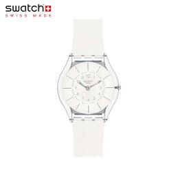 86ca88535c スキン 【公式ストア】Swatch スウォッチ WHITE CLASSINESS ホワイト・クラシネス SFK360Skin (スキン)