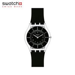 44d7cf25f8 スキン 【公式ストア】Swatch スウォッチ BLACK CLASSINESS ブラック・クラシネス SFK361Skin (スキン)