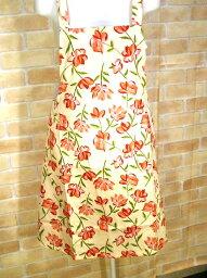 シビラ エプロン ブランドエプロン 母の日 誕生日祝い 結婚祝い シビラ shilla ネイビー 2324-04